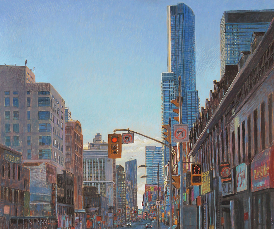 An exhibition of recent works by Colin Fraser
