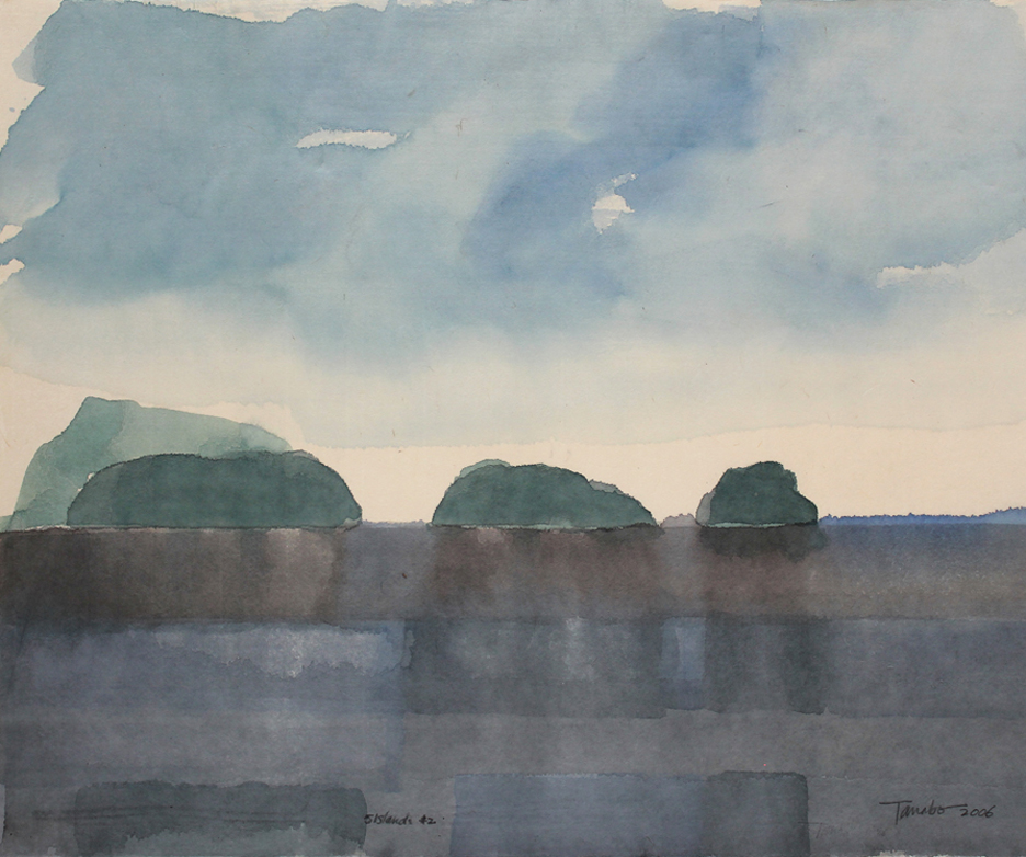 An exhibition of Landscape works by Simon Andrew, Ed Bartram, Holly Farrell, Tom Forrestall, Stephen Hutchings, Fabian Jean, Takao Tanabe, Richard York