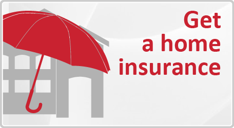 Get a home insurance with Goral Real Estate