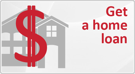Get a home loan with Goral Real Estate
