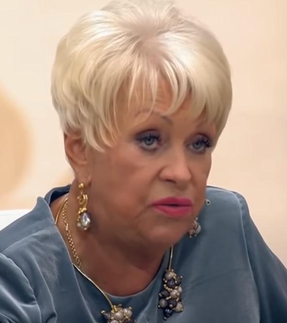 Людмила Поргина проходит курс лечения после ДТП