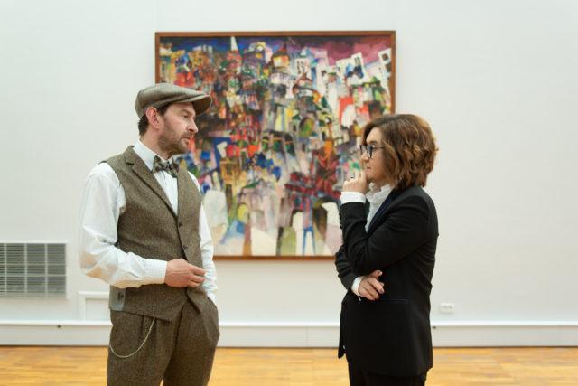 Премьера уже сегодня: онлайн-экскурсия по Третьяковской галерее с Константином Хабенским