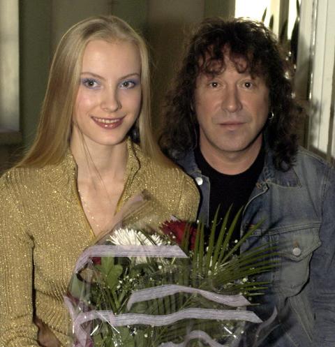 Молодая жена Владимира Кузьмина: «Молилась, чтобы у нас появился ребенок»