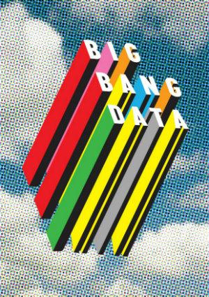 Big Bang Data © Morag Myerscough