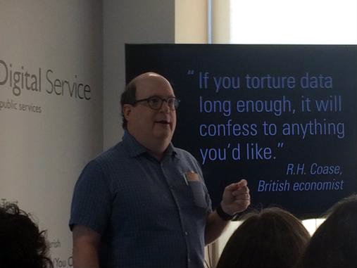 Jared Spool at GDS