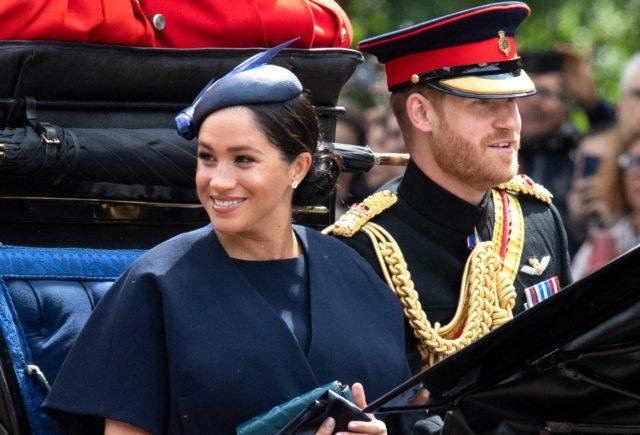 Официально: Меган Маркл и принц Гарри не будут использовать Sussex Royal