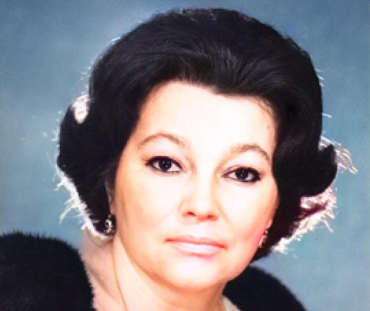 Умерла Бэла Руденко: оперной певице было 88 лет