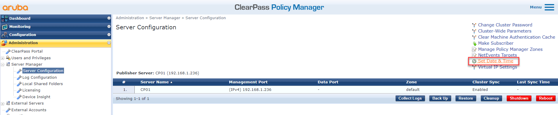 EAP-PEAP Authentication With ClearPass And AD