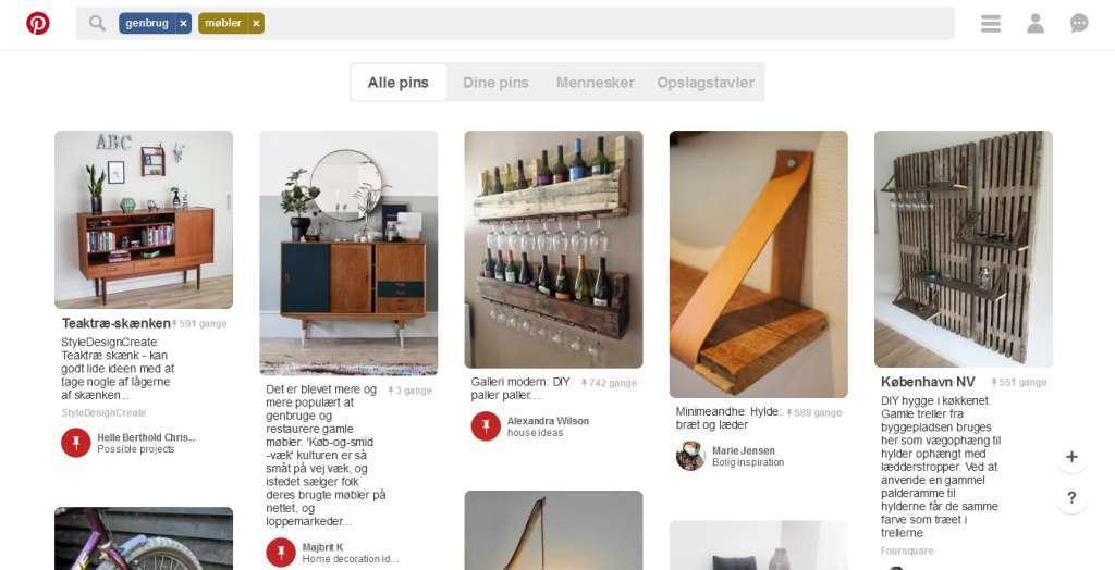 Her køber du møbler på nettet [25+ danske online møbelbutikker] pinterest-moebel-shopping-idekatalog