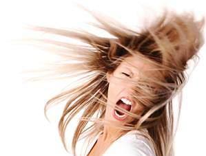 naturbørste til hår