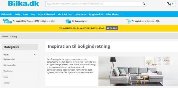 Her køber du møbler på nettet [25+ danske online møbelbutikker] bilka-bolig