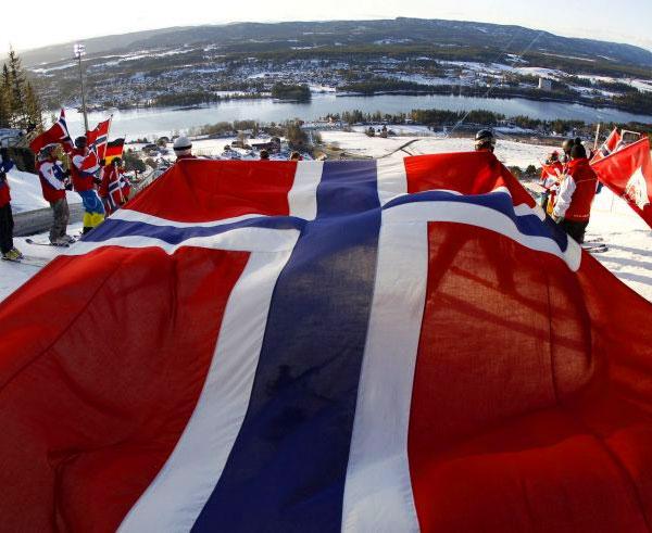 Шенгенская виза в Норвегию для россиян: самостоятельное оформление