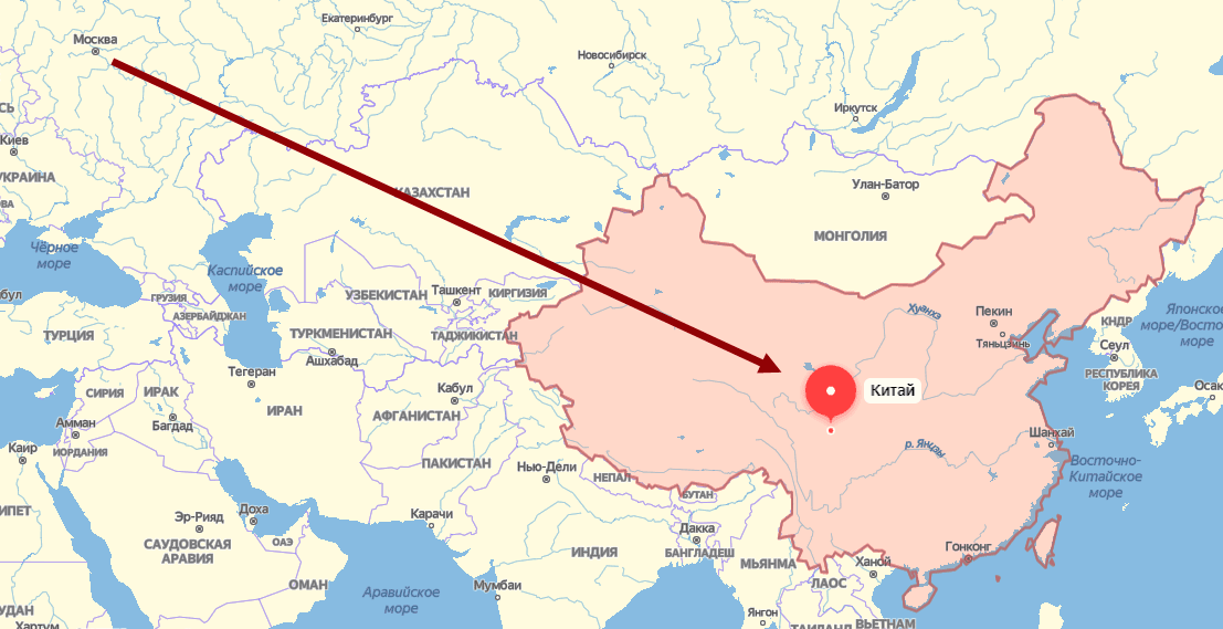Виза в Китай для россиян в 2020 году: самостоятельное оформление