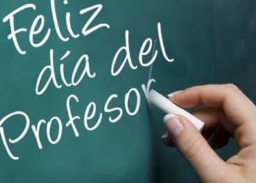 Saludo Día del Profesor