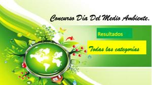 Resultados 1º Concurso Escolar de Dibujos y Fotografías CWAM Día Mundial del Medio Ambiente 2021