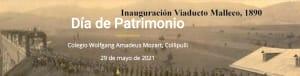 Celebración Día del Patrimonio 2021