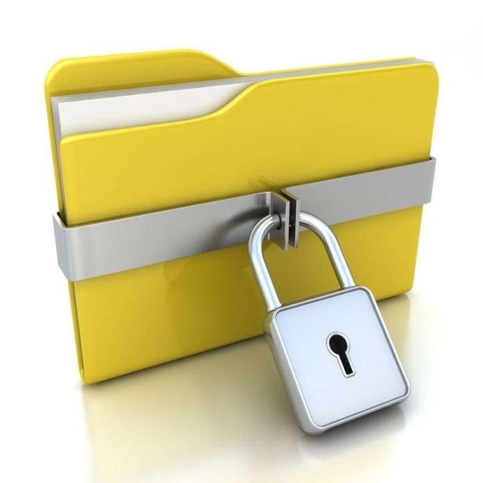 How to protect your folders and files with a password?