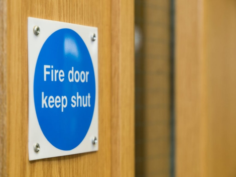 Fire safety: When are fire doors required?