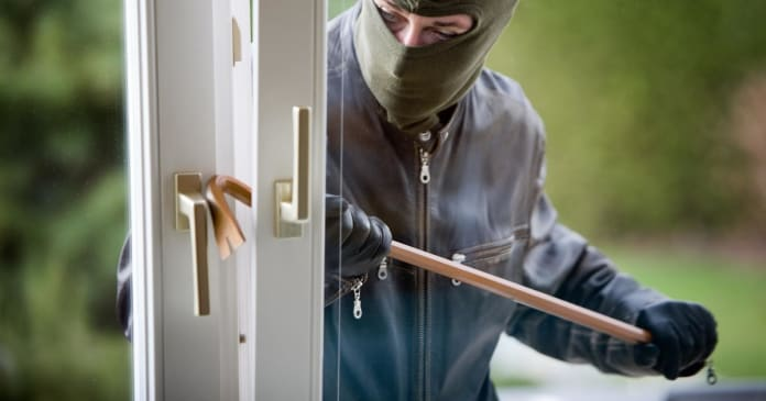 How to stop burglars from targeting your home?
