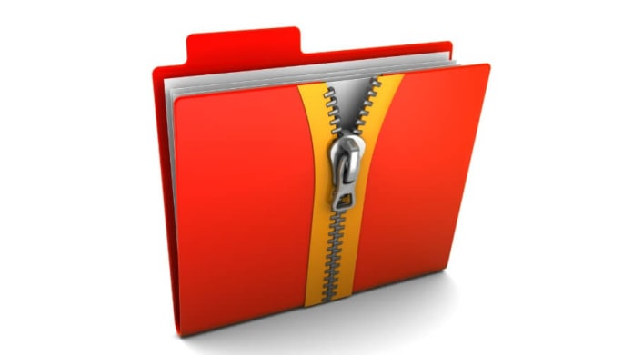 Encrypt a zip file: how to password protect a zip file?