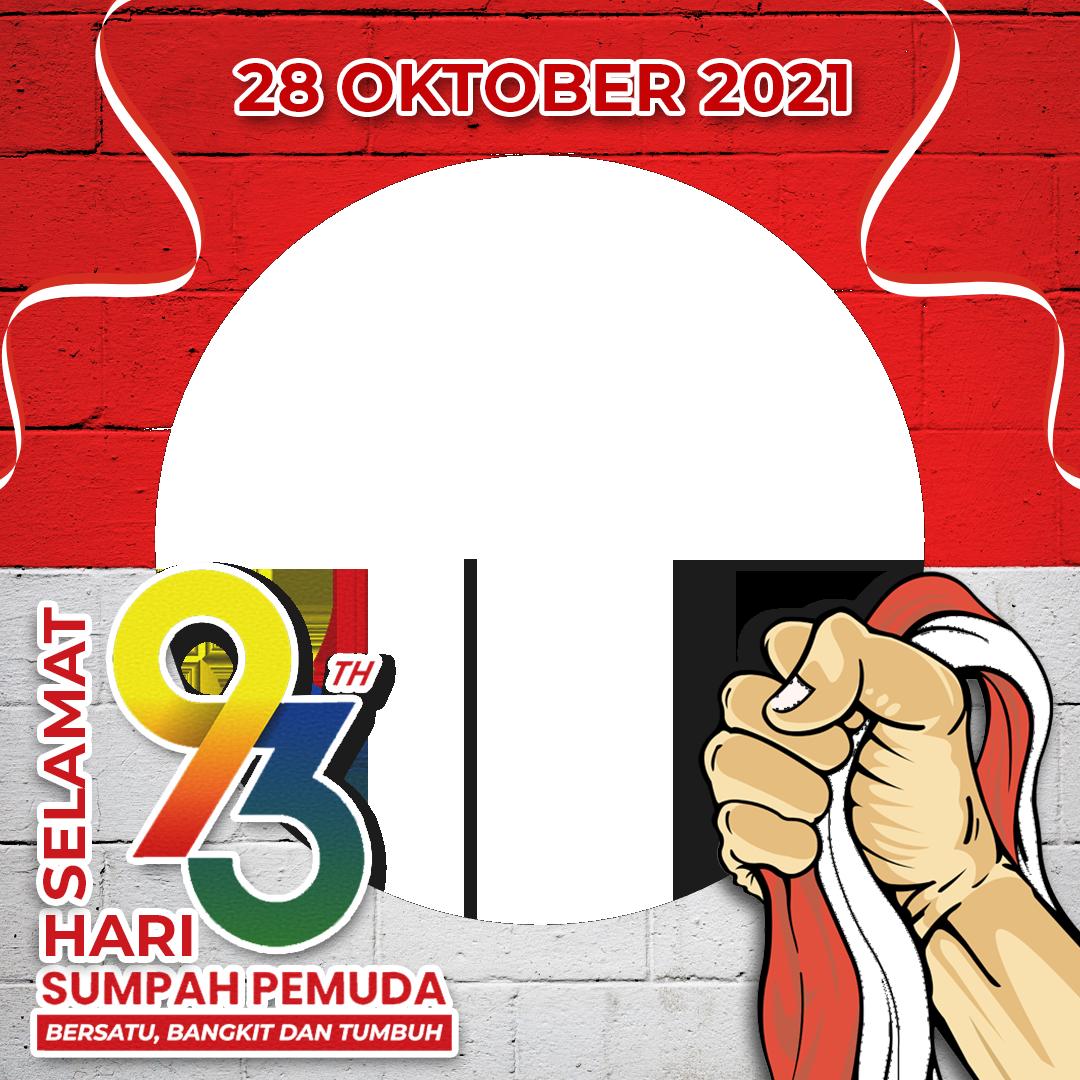 Free Download SELAMAT HARI SUMPAH PEMUDA 2021 Tahun 2021 buatan Esti Yuliana (Feries Corp.)