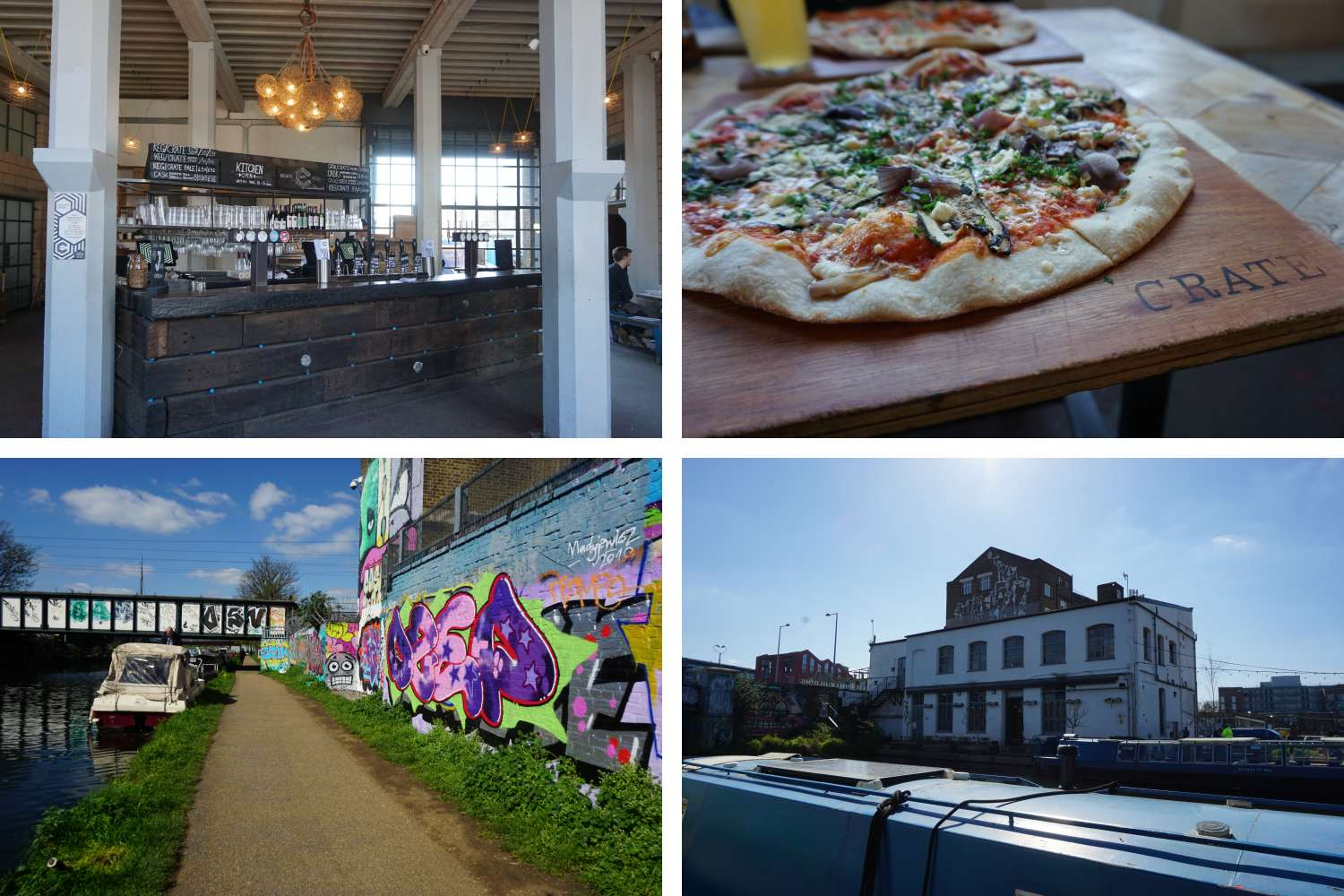 Crate Brewery and Pizzeria