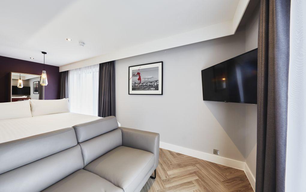 Neo Studio Student Apartment in Newcastle. IconInc @ Roomzzz Newcastle