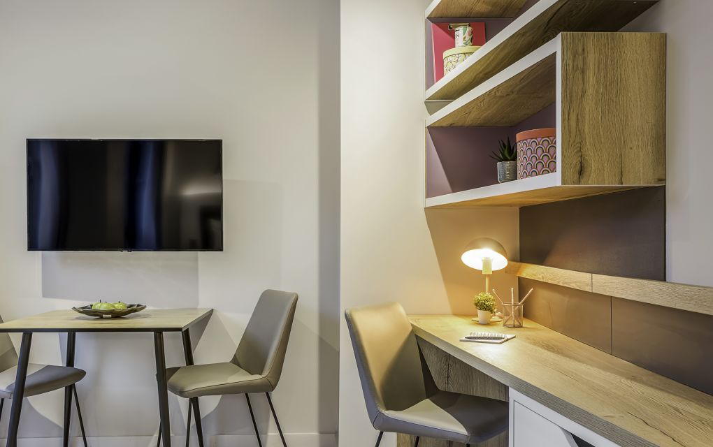 Discover our luxury student apartments at Gravity; the best student accommodation in Lincoln