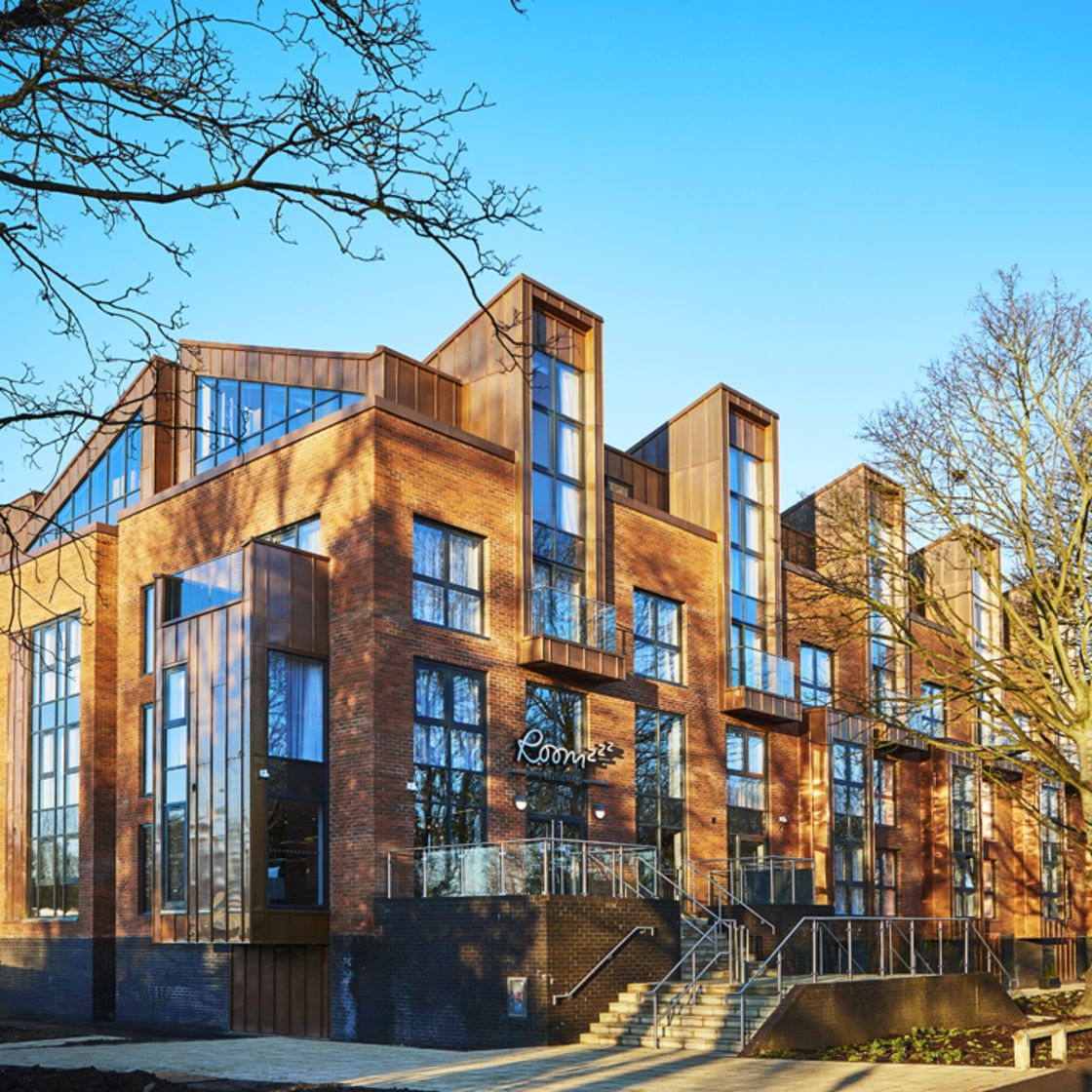 IconInc @ Roomzzz York external. Student Accommodation in York