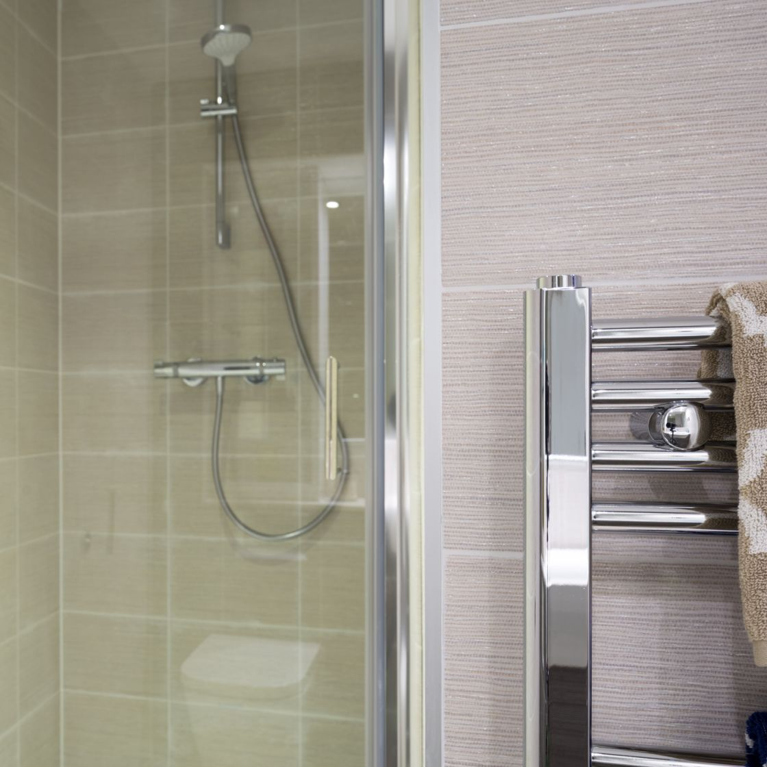 Neo Student Apartment in Leeds with En-suite Shower. IconInc, The Glassworks