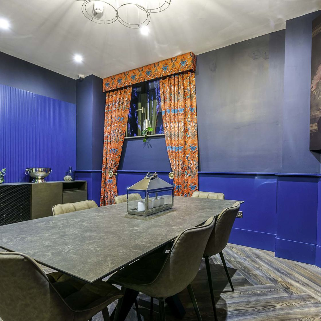 Private dining at IconInc Gravity, student accommodation in Lincoln