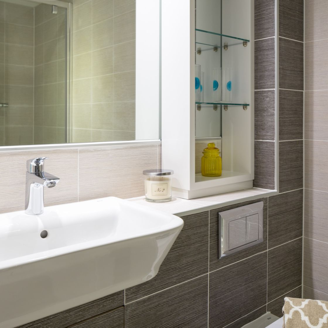 Neo Student Apartment in Leeds with En-suite Bathroom. IconInc, The Glassworks
