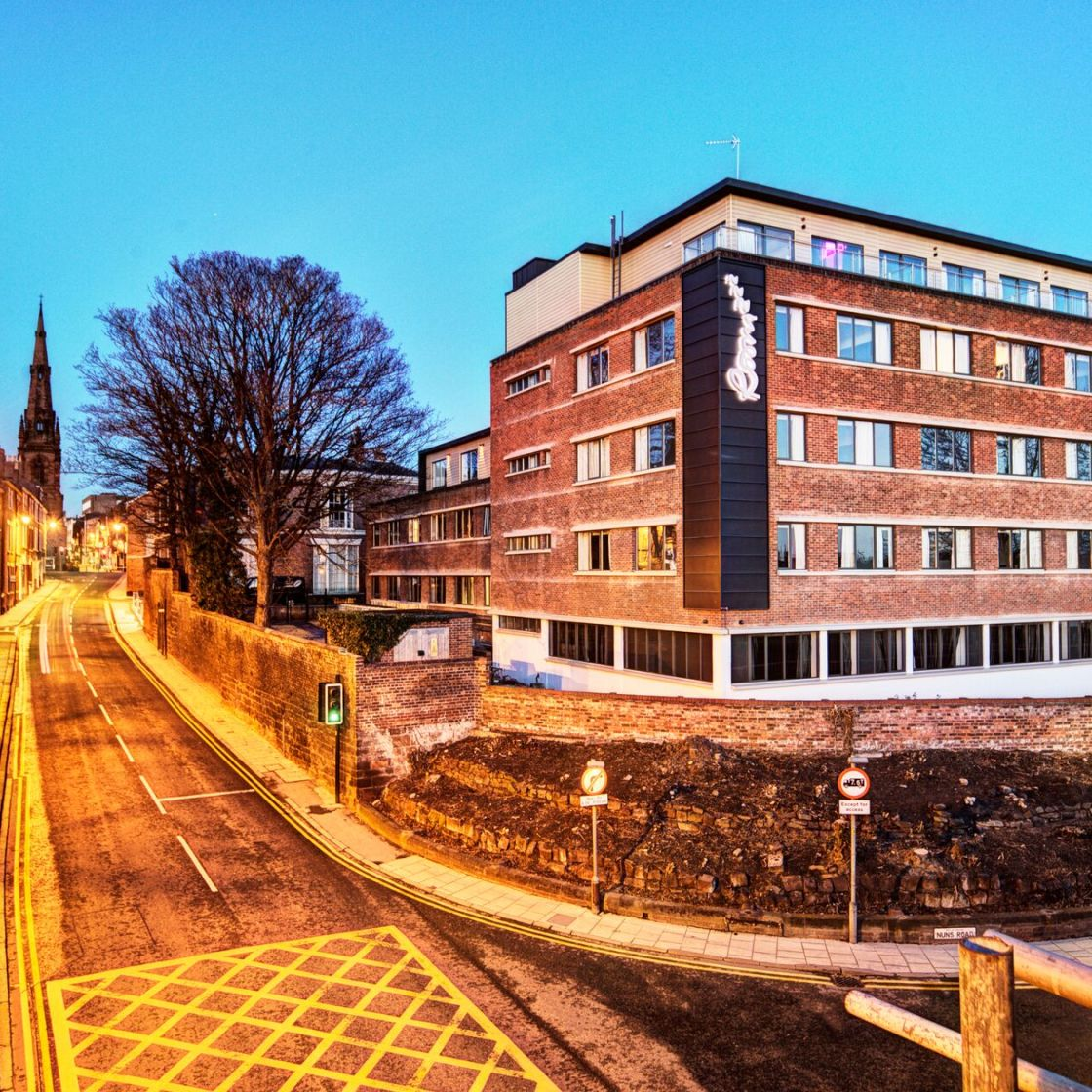 IconInc @ Roomzzz Chester City External. Student Accommodation in Chester