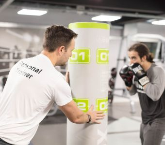 Personal Trainer at IconInc, The Edge. Student Accommodation in Leeds