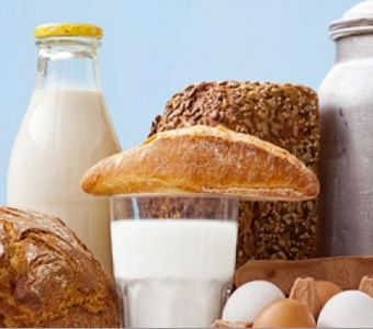 Fresh Bread, Fresh Milk and Fresh Eggs at IconInc, The Edge. Student Accommodation in Leeds