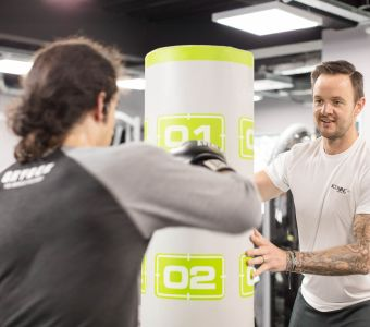 Personal Trainer at IconInc, The Glassworks. Student Accommodation in Leeds