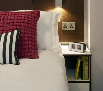 Bedding Pack at IconInc, The Glassworks. Student Accommodation in Leeds