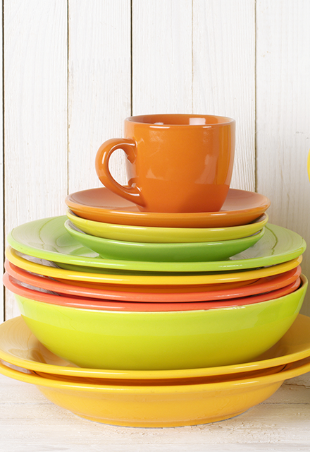 Starter Packs with Plates, Bowls and Mugs available at IconInc, Gravity, Student Accommodation in Lincoln