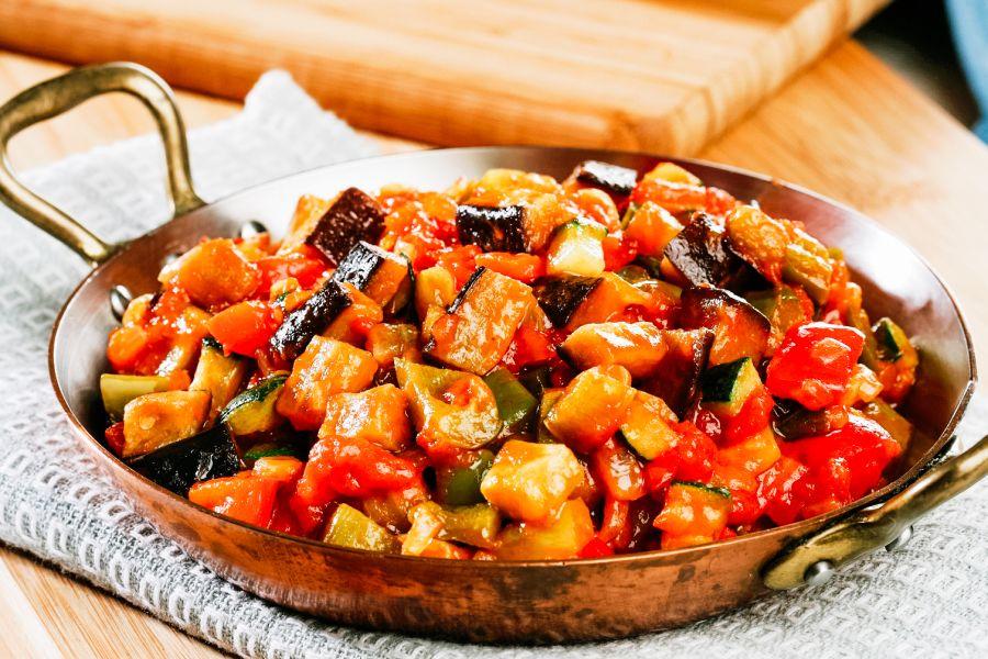 Spanische Gemüse-Chanfaina