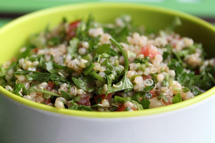 Quinoa-Tabouleh