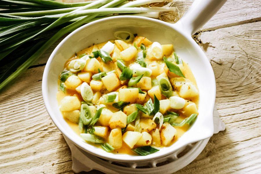 Kartoffel-Eier-Pfanne