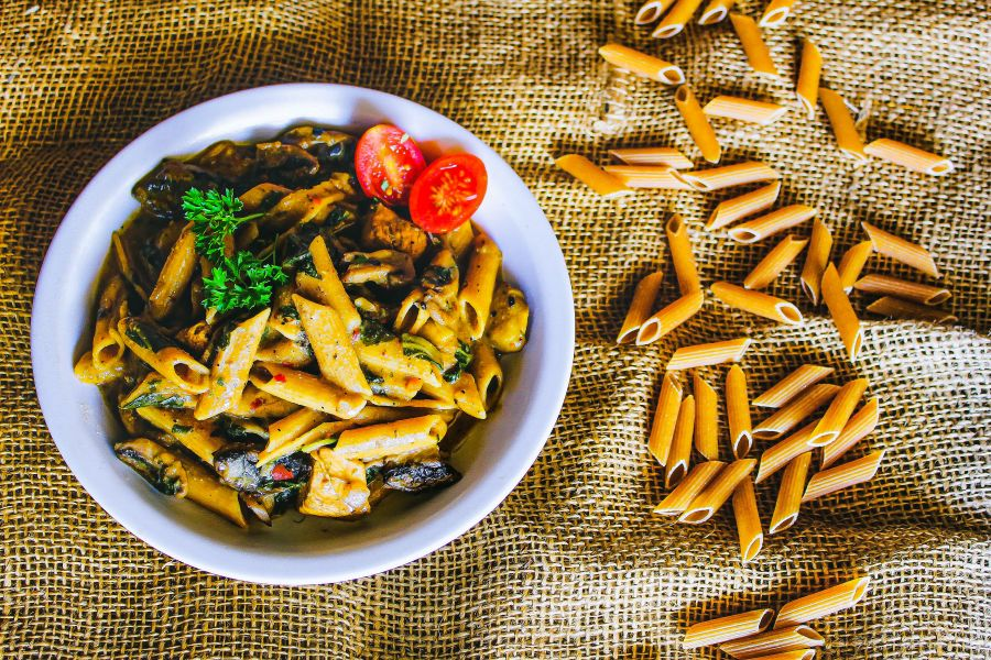 One-Pot-Spinat-Pasta