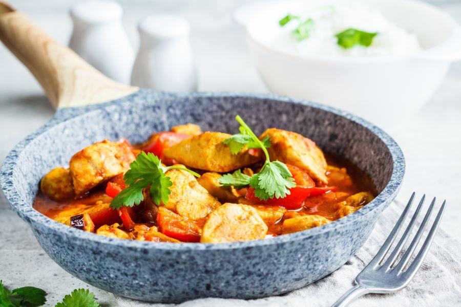 Schnelles Thai-Curry
