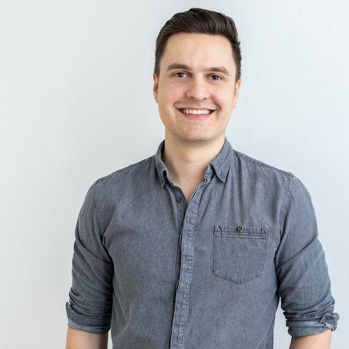 Daniel Sennewald foodable App Gründer