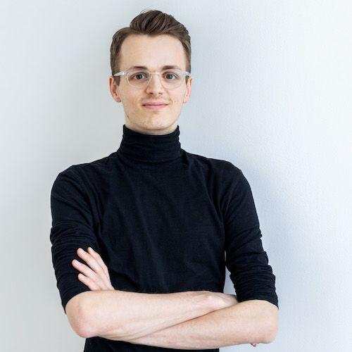 Silas Kneussel foodable App Gründer