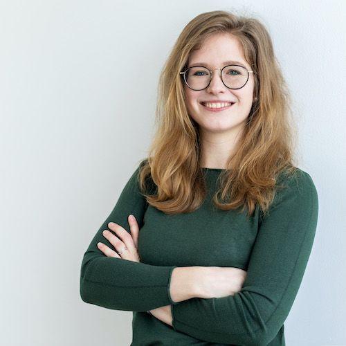 Sarah Pohle foodable App Gründer