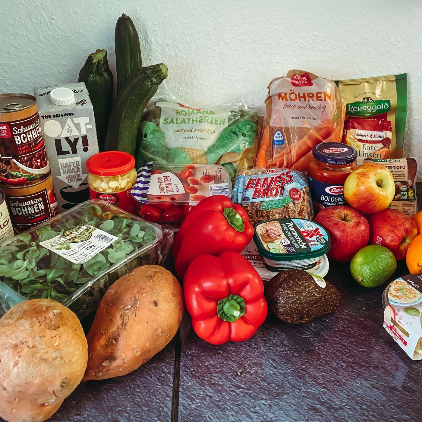 Dein schneller, entspannter und günstiger Wocheneinkauf mit foodable
