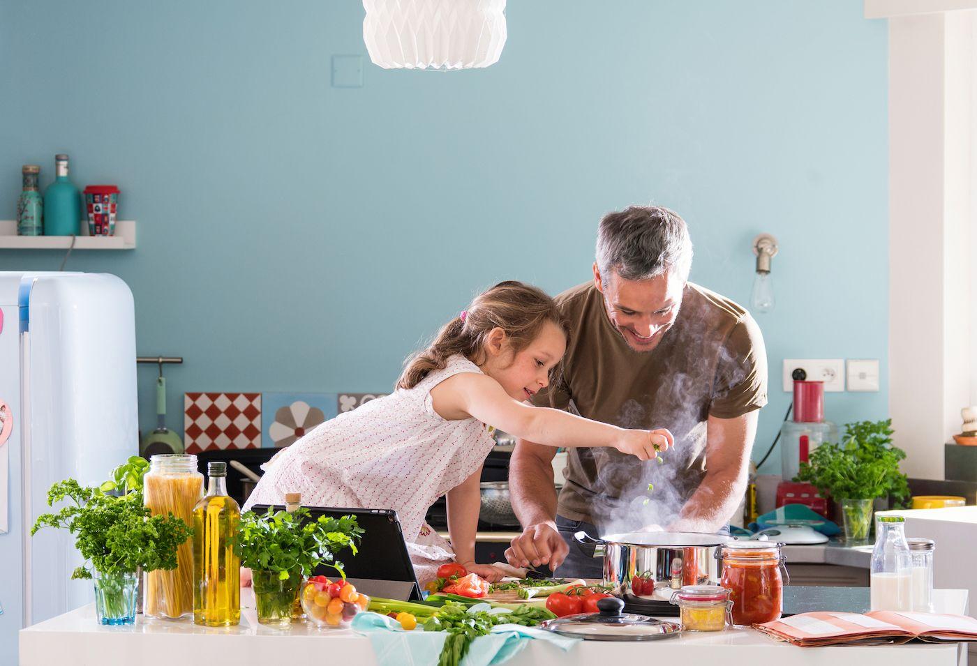 schnelle Familienrezepte, Rezepte für die Familie, Wochenplan Essen Familie, Rezeptvorschläge Familie