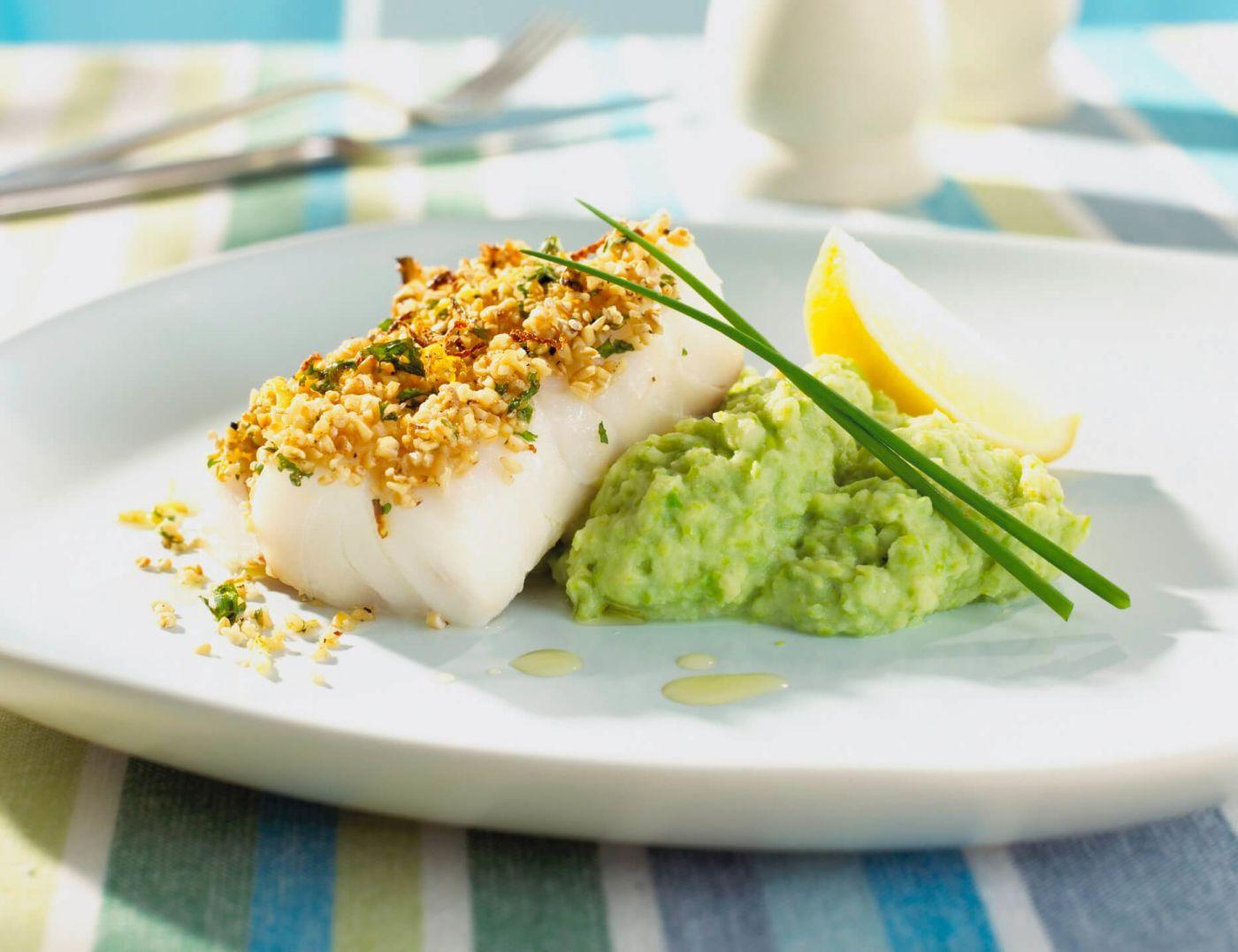 Fisch-Rezepte, Fischgerichte, schnelle Fisch-Rezepte, Kabeljau