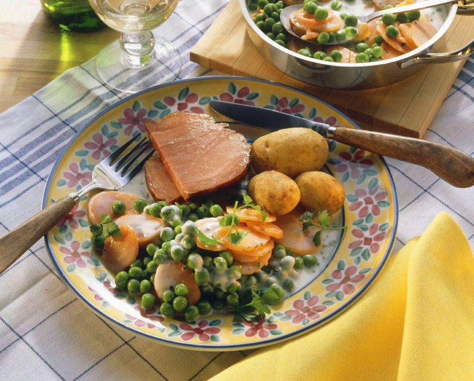 deutsche Küche, deutsche Rezepte, deutsche Hausmannskost, deutsche Nationalgerichte, Kassler